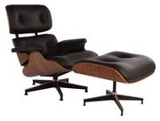 Приобрести по лучшей цене Дизайнерское кресло Релакс с оттоманкой точн