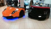 Купить Lamborghini Murcielago оригинальный письменный стол Эксклюзивны