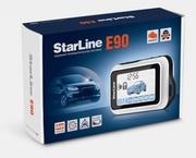 Сигнализация StarLine – установка,  продажа (Одесса,  Черёмушки)