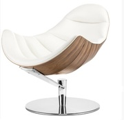 Форма кресла Шелли (Shelley) похоже на часть ракушки (shell) Луцк Крес