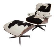 Львов Кресло Eames Lounge Chair - результат усилий Чарльза и Рэй Эймс