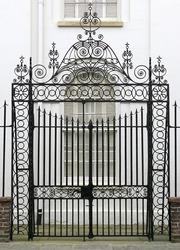 Ковка,  кованые ворота,  кованные изделия,  ограда,  кованная ограда