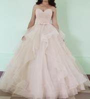 Продам вечернее( свадебное) платье в идеальном состоянии