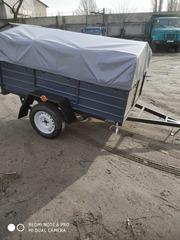 Легковой прицеп 210х130 и другие модели с доставкой от завода!