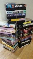 продам видеокассеты с фильмами