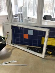 Ремонт и улучшение металлопластиковых окон Одеса.