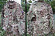 Британская военная полевая куртка для тёплой погоды,  MTP +бонус