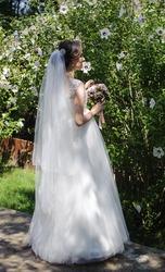 Продам свадебное платье не дорого 2019 г