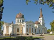 Провожу экскурсии по православным храмами монастырямгорода Одессы