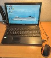 Ноутбук i5 SSD+HDD для работы,  учёбы и развлечений