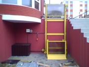 Грузовые подъёмные устройства и лифты