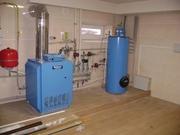 Монтаж и ремонт системы отопления и котлов Одесса