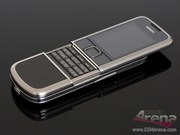 Nokia 8800 Carbon Art