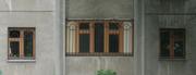 Красивые бу деревянные окна из сосны